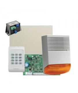 Sistem de alarma DSC PC1404 -4 zone