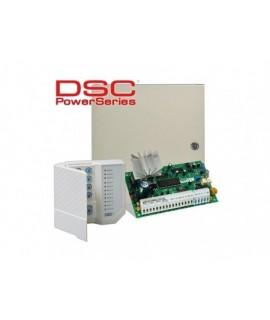 Sistem de alarma DSC PC1616-6 zone