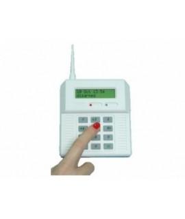 Sistem de alarma wireless ELMES-32 zone wireless