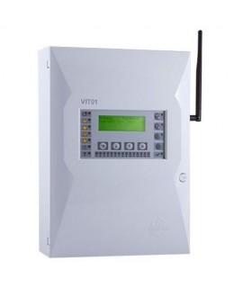 Centrala detectie si semnalizare la incendiu adresabila,wireless UniPOS VIT01