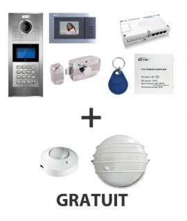 Sistem Videointerfon pentru 20 apartamente